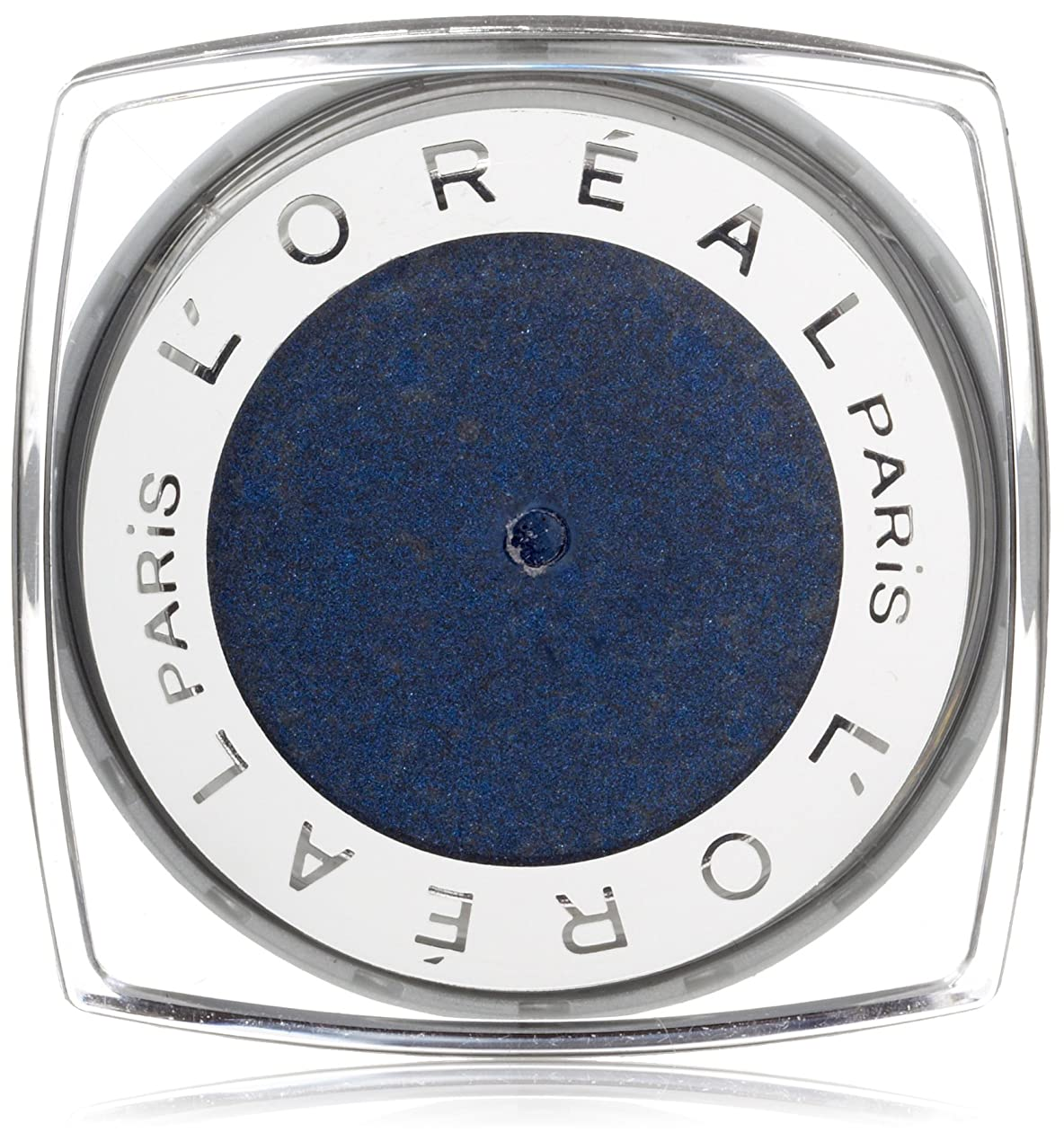 信じるアプローチ複雑でないL'OREAL INFALLIBLE 24 HR EYE SHADOW #889 MIDNIGHT BLUE