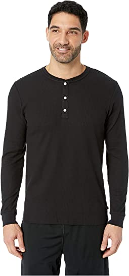 SB Thermal Henley Top