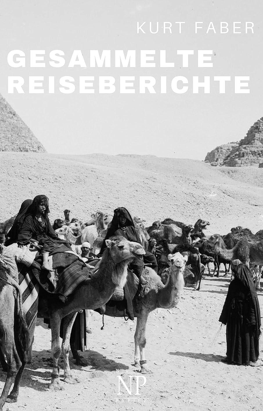 ピン幅メディアGesammelte Reiseberichte: Reisen zu Beginn des 20. Jahrhunderts (Gesammelte Werke bei Null Papier) (German Edition)