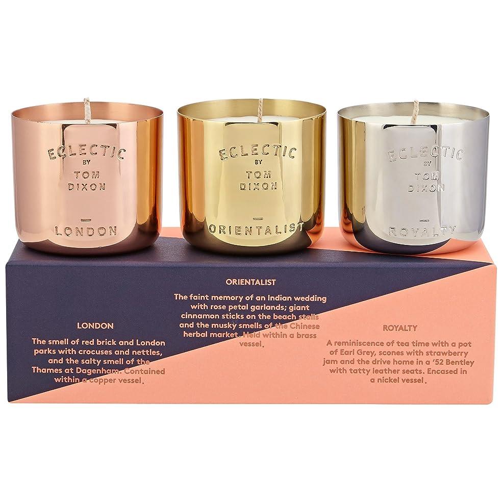 銅ナチュラリブTom Dixon Scented Candle Gift Set (Pack of 2) - トムディクソン香りのキャンドルギフトセット x2 [並行輸入品]