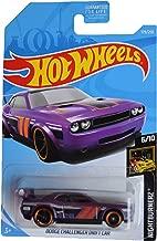 Hot Wheels Nightburnerz 6/10 Dodge Challenger Drift Car 179/250, Purple