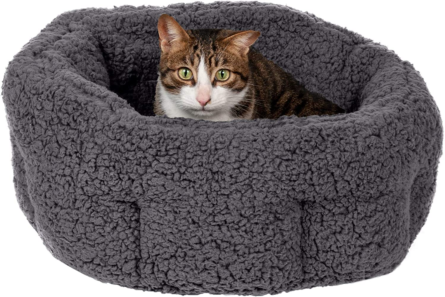 Furhaven Pet Beds for Dogs 18%OFF and Beanbag-Style B Ball - Cats Plush スーパーセール期間限定