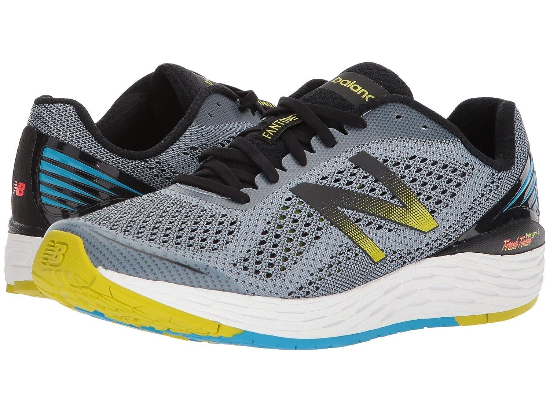 (ニューバランス) New Balance メンズランニングシューズ?スニーカー?靴 Fresh Foam Vongo v2 Reflection/Black 16 (34cm) EE - Wide
