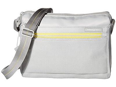 Hedgren Eye RFID Shoulder Bag (Active Grey) Shoulder Handbags