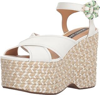 672595b1753 Amazon.com  Ivory - Platforms   Wedges   Sandals  Clothing
