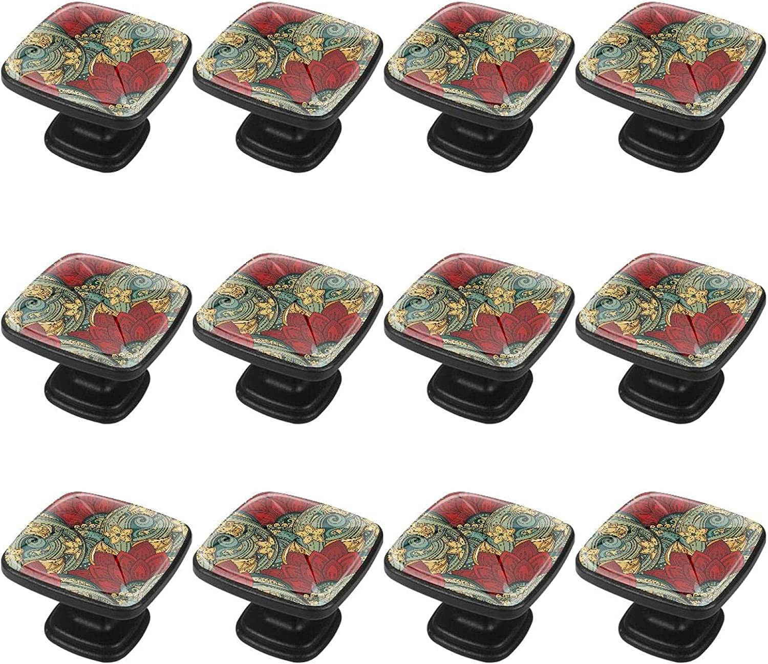 Kitchen Mail order cheap Bombing free shipping Cabinet Knobs Crystal Glass Dres Handles Pulls for