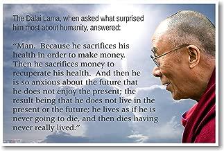 a precious human life dalai lama