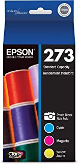 Best Epson T273520 DURABrite Ultra Photo Black and Color Combo Pack Cartridge Ink Review