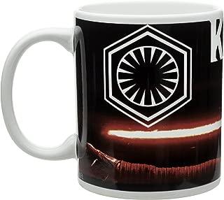 Zak Designs Star Wars Episode 7 11 oz. Ceramic Coffee Mug, Kylo Ren
