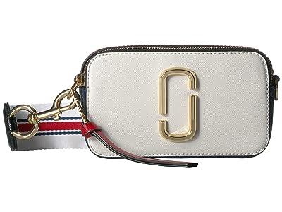 Marc Jacobs Snapshot (Coconut Multi) Handbags