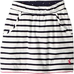 Reversible Printed Knit Skirt (Toddler/Little Kids/Big Kids)