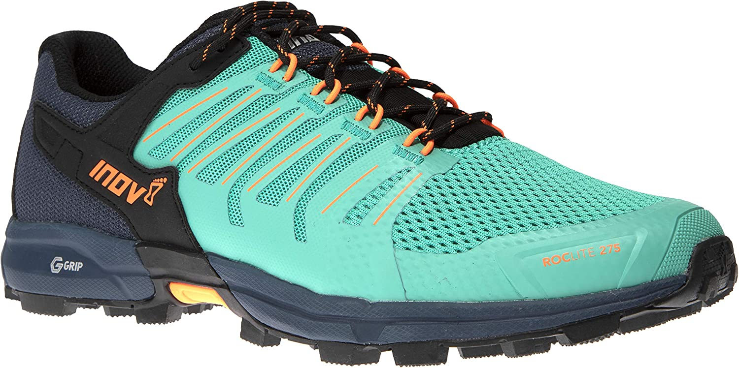 Inov-8 Women's Roclite G NEW before selling ☆ 275 Terrain Popular products Lightweight Running Shoes