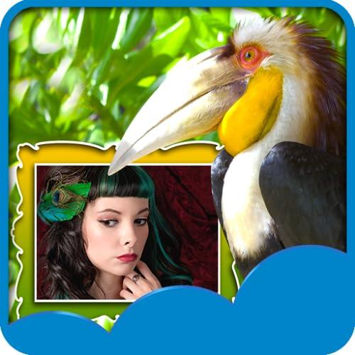 Birds Photo Selfie