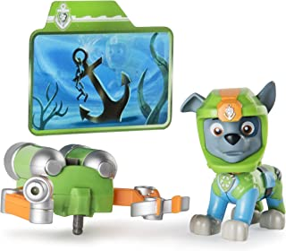 paw patrol rocky sea vehicle
