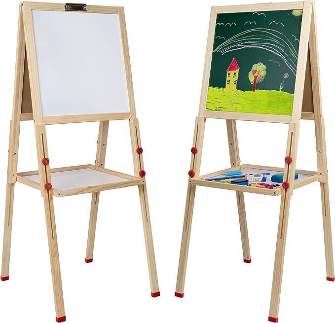 182 opinioni per Mia Toys Lavagna per Bambini con 109 Accessori Educativi ,Lavagna Bimbi con