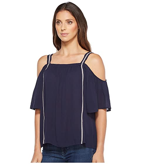 Cold by Collection Bobeau B Blouse Shoulder F0Bqpxnw