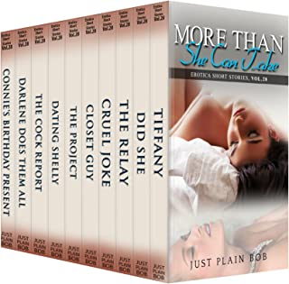 More Than You Can Take: Taboo Bundle: (Erotica Short Stories, Vol. 28)