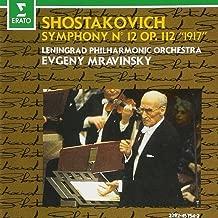 Shostakovich : Symphonie No. 12