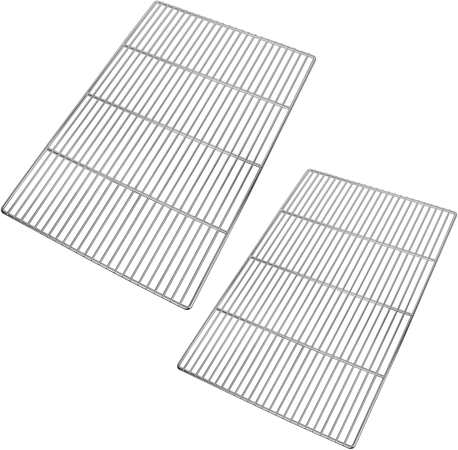 LANEJOY Ranking TOP15 Barbecue Limited time sale Wire Mesh Stainless Mat BBQ Steel Grill Multi
