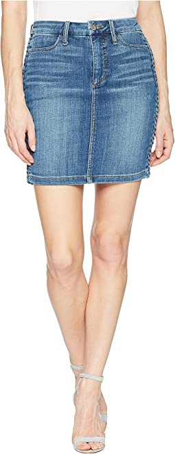 Joe's Jeans - The Bella High-Rise Skirt in Pandora