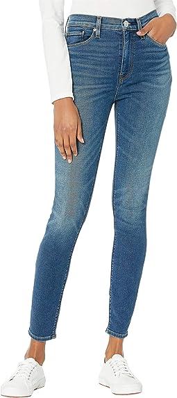 Barbara High-Waist Super Skinny Ankle in Higher Love