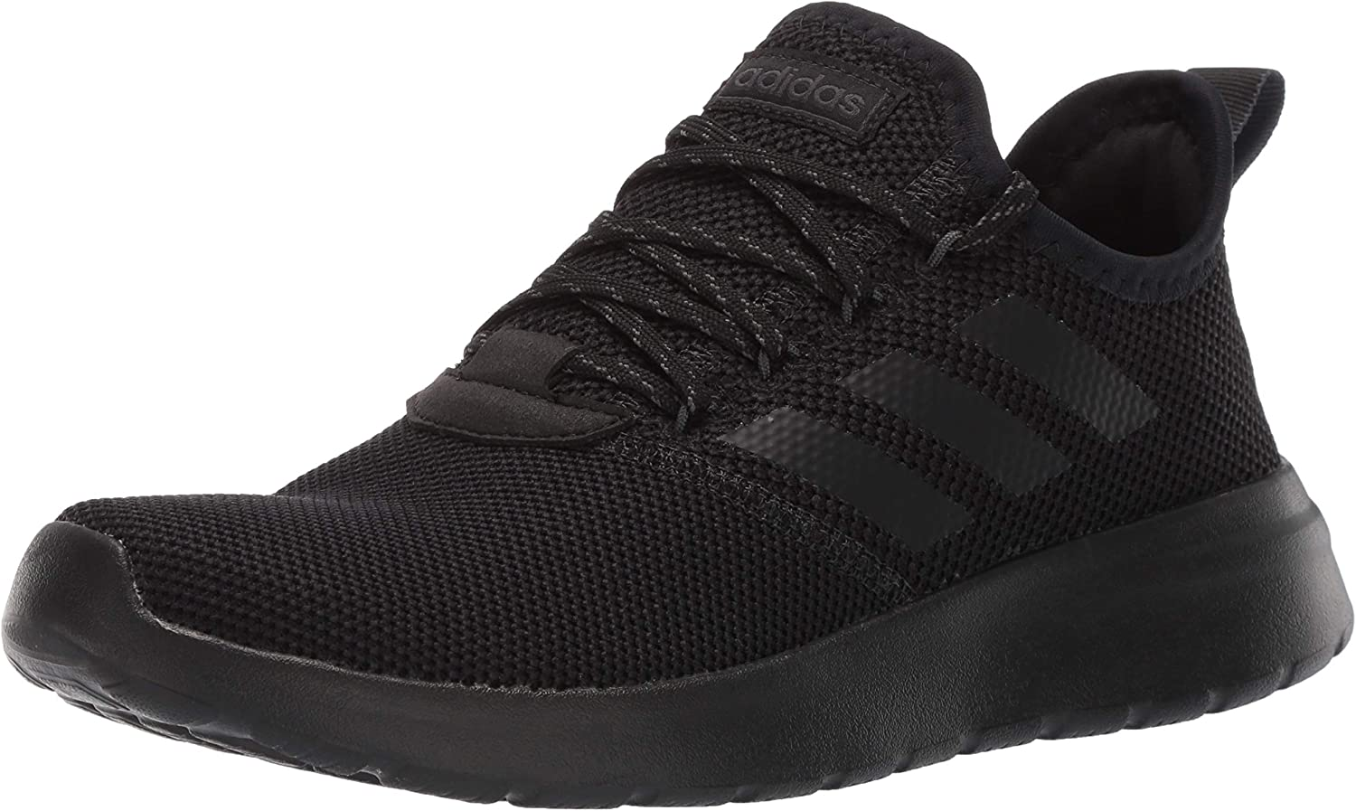 Adidas Men's Lite Racer Reborn Athletic shoes, Core Black Core Black Grey, 8.5 Regular US