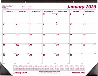 Best desk pad calendar 2018 template Reviews