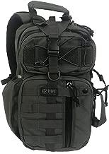 Death Dealer Tactical DDT Assassin Sling Bag, Gunmetal