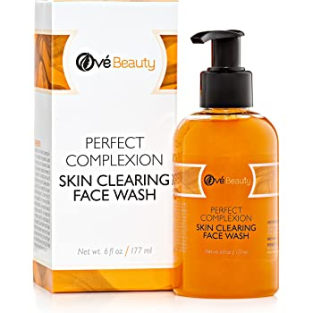 Amazon Com The Best Acne Skin Clearing Face Wash With Tea Tree