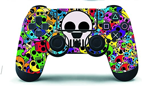 Elton PS4 Controller Designer 3M Skin for Sony PlayStation 4 , PS4 Slim , Ps4 Pro DualShock Remote Wireless Controlle...