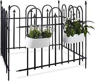 Divisori Da Giardino Metallo.Amazon It Metallo Schermi Divisori E Protettivi Per Giardino Schermi E Protezioni Giardino E Giardinaggio