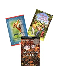 5th Grade Books : Forest - Afternoon of the Elves - A message from Match Girl (Children Book Sets : Grade 4 - 5)