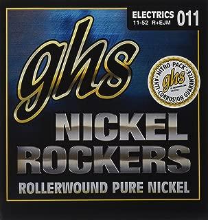 GHS R+EJM Nickel Rockers Custom Medium Electric Guitar Strings