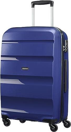 American Tourister Bon Air Spinner Valise, 66 cm, 57,5 L, Bleu (Midnight Navy)