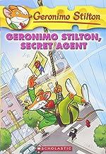 Geronimo Stilton, Secret Agent (Geronimo Stilton, No. 34)