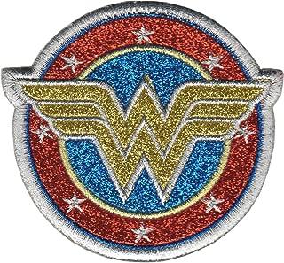 Application DC Comics Originals Wonder Woman Shield with Silver, 2