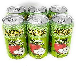 Aloha Maid (Apple Iced Tea, 6 Pack)