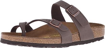 5edfcf8d526 Birkenstock Women s Mayari Oiled Leather Sandal