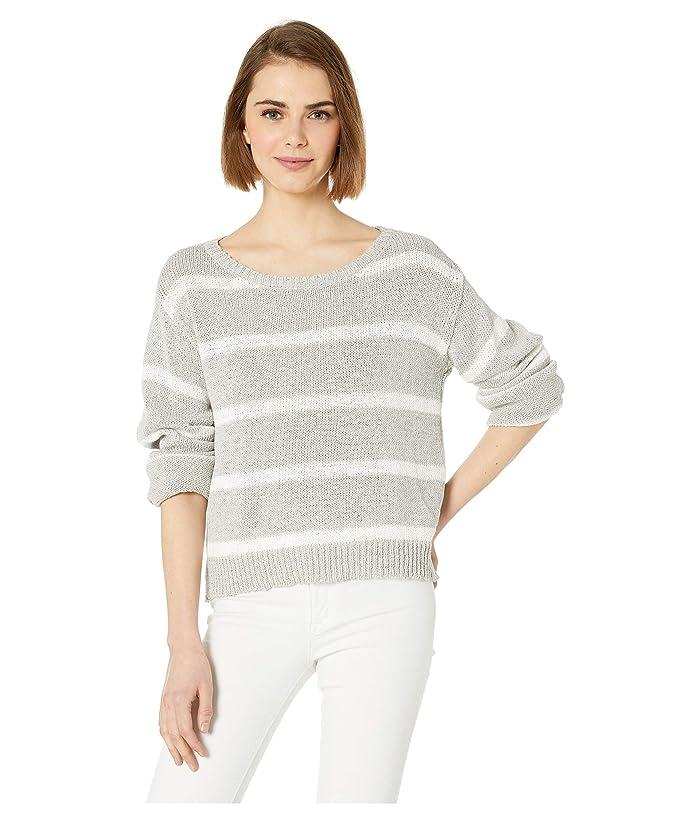 BB Dakota Sail Away Sweater (Stone Grey) Women