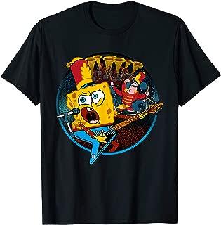 SpongeBob Squarepants Band Graphic T-shirt