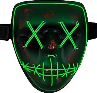 Best light up stitch face mask Reviews