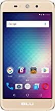 BLU Grand Energy -Unlocked Dual SIM Smartphone with 4,000 mAh Battery - Gold