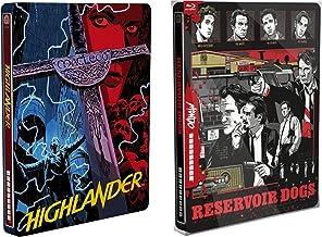 Highlander & Reservoir Dogs Mondo Steelbook Bundle