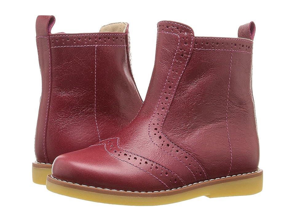 Elephantito Vaquera Boot (Toddler/Little Kid/Big Kid) (Berry) Girls Shoes