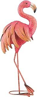 Regal Art &Gift Pink Flamingo Standing Art, 25-Inch