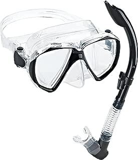 Best phantom aquatics panoramic scuba mask Reviews