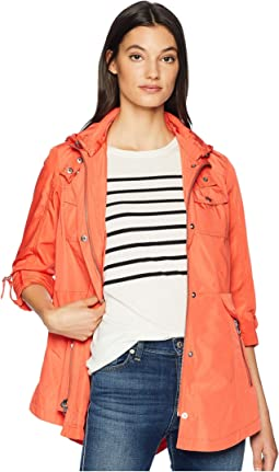 Belted Anorak