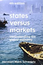 States Versus Markets: Understanding the Global Economy