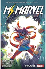 Ms. Marvel by Saladin Ahmed Vol. 3: Outlawed (Magnificent Ms. Marvel (2019-)) Kindle Edition