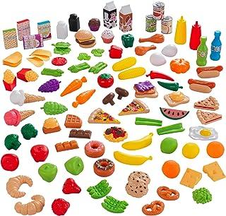 KidKraft 63330 Tasty Treats Play Food Set